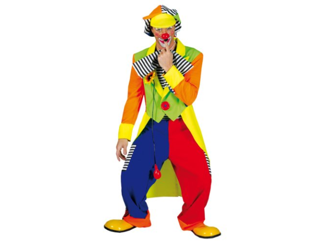 Clown Kostüm