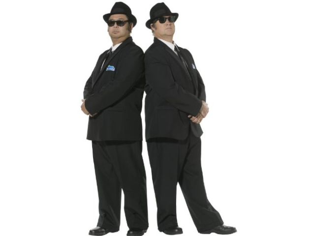 Blues Brothers Kostüm
